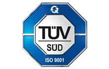 TUV Certificazioni Previdorm